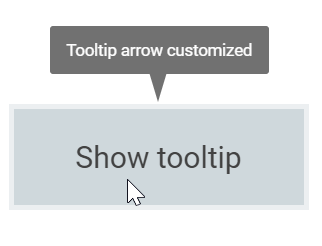Customization · Tooltip · Syncfusion Essential JS 2